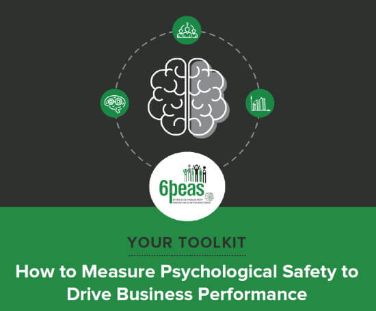 Psychological Safety toolkit